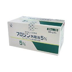 """Nipro-patch """"Furozin"""" solution 5% x 10 bottles/ Препарат от алопеции"""