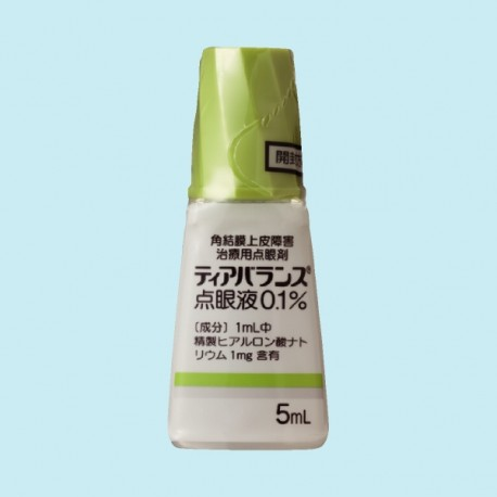 "Senju ""Tearbalance"" ophthalmic solution 0,1%  5ml x 10"