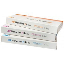 JBP NanoLink Fille HA  FINE- японские инъекционные филлеры